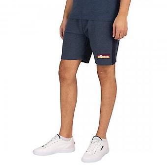 Ellesse Davin Navy Marl Jersey Shorts