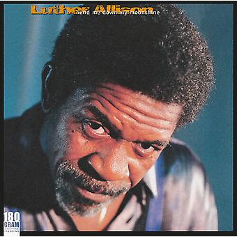 Allison,Luther - Hand Me Down My Moonshine [Vinyl] USA import