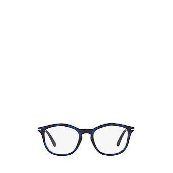 Persol PO3267V spotted blue unisex eyeglasses