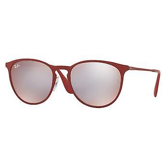 Ray-Ban Erika metal Bordeaux ochelari de soare RB3539-9023B5-54