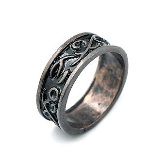 Dark Souls Anime Ring Retro Alloy Finger Ring Pour Hommes