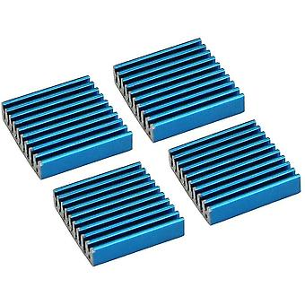 FengChun 33955H4er Pack RAM-Kühler, selbstklebende Kühlrippen