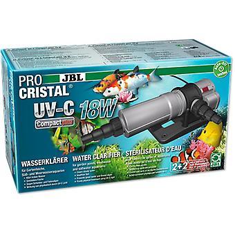 JBL Procristal Compact UV-C 18w (Fish , Ponds , UV Filters)