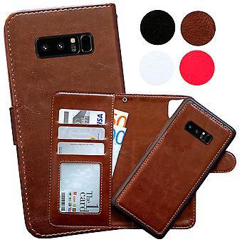 Samsung Galaxy Note 8-Fall/Ledermappe