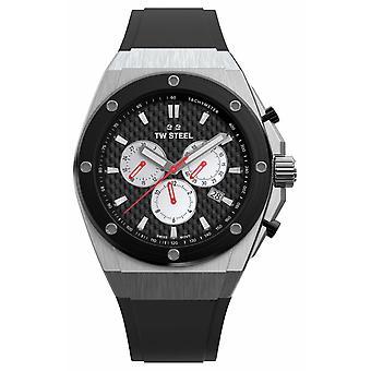 TW Steel | CEO Tech | Solberg World Champion Edition | Black | CE4049 Watch