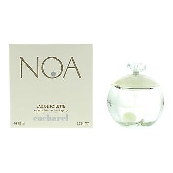 Cacharel Noa Eau de Toilette 50ml for Her (Spray)
