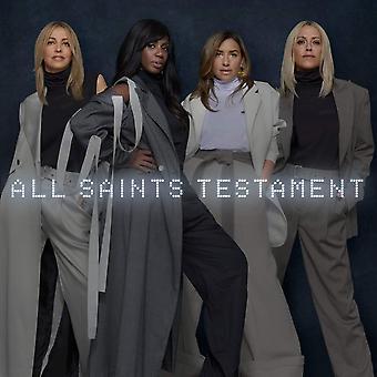 All Saints - Testamanet CD