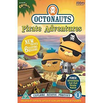 Octonauts - Pirate Adventures DVD