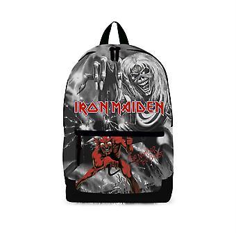 Iron Maiden - Beast Pocket Klassinen Reppu
