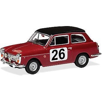 Corgi A40 Farina Mk1 1960 Monte Carlo Rally Diecast Modell