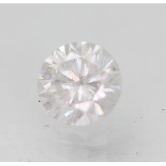 Certificado 0.45 Quilate D Cor SI2 Redondo Brilhante Natural Diamante Solto 4.84mm