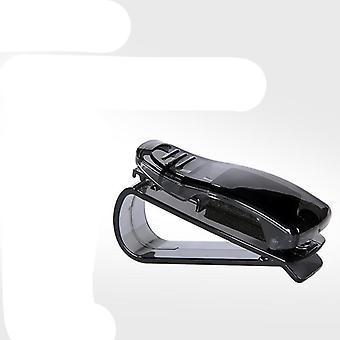 Car Auto Sun Visor Glasses Sunglasses Clip Card Ticket Holder Pen