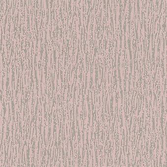 Rasch Fabrique Or Rose Papier peint 311211