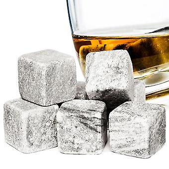 Whiskey stones 9pc