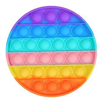 Pop It, Fidget Spielzeug mit Blasen - Rund