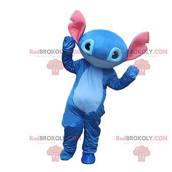 Traje de Stitch, el famoso extraterrestre de Lilo y Stitch