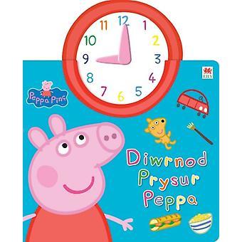 Diwrnod Peppa Pinc by Neville AstleyMark Baker