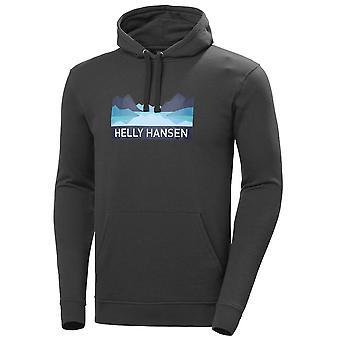 Helly Hansen Nord Graphic Pullover 62975980 universal all year men sweatshirts