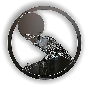 Кроу, говорить на Луне акриловые зеркало
