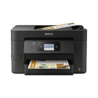 Multifunction Printer Epson WorkForce Pro WF-3820DWF 7-12 ppm LAN WiFi Black