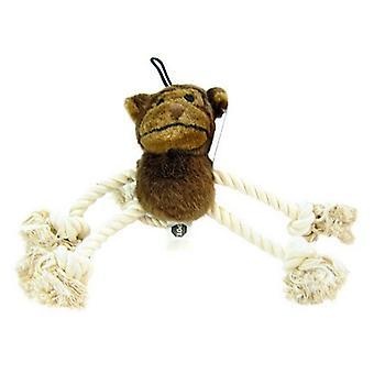 Spot Mop Pets Dog Toys - Monkey - Monkey Dog Toy