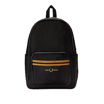 Fred Perry Men's Twin Tipped Backpack 46Cm