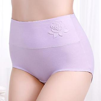 High-waisted panties 3- or 6-pack