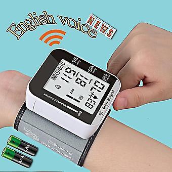 Gezondheidszorg pols bloeddrukmeter elektronische hartslag tonometer hartslag hartslag