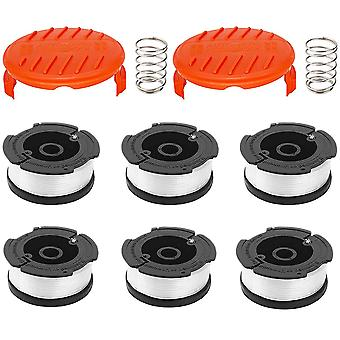 Replacement Autofeed Spool Line String Trimmer For Black Decker