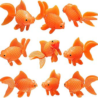 אקווריום מלאכותי דגים פלסטיק דגים קישוט מציאותי 15 יח '