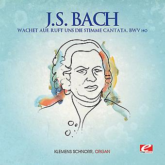 J.s. Bach - j.s. Bach: Wachet Auf Klage Uns sterben Stimme Kantate Bwv 1040 USA import