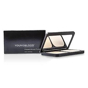 Youngblood Pressed Mineral Foundation - Barely Beige - 8g/0.28oz