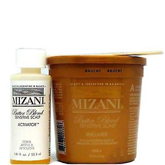 Mizani boter Blend haar Relaxer 1 toepassing