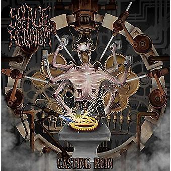 Solace of Requiem - Casting Ruin [Vinyl] USA import