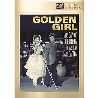 Golden Girl [DVD] USA import