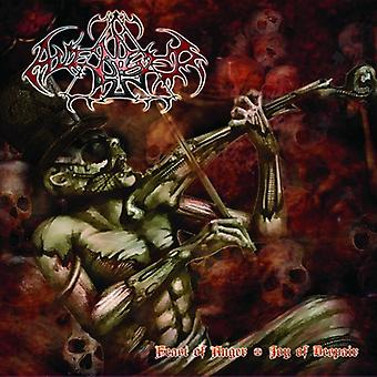 Avenger - Feast of Anger-Joy of Despair [CD] USA import