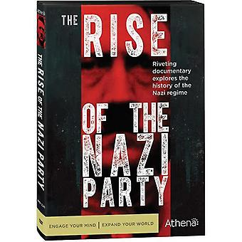 Rise of the Nazi Party [DVD] USA import