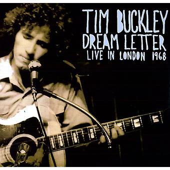Tim Buckley - Dream Letter [Vinyl] USA import