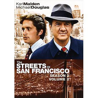 Calles de San Francisco: Vol. 2-temporada 2 [DVD] USA importar