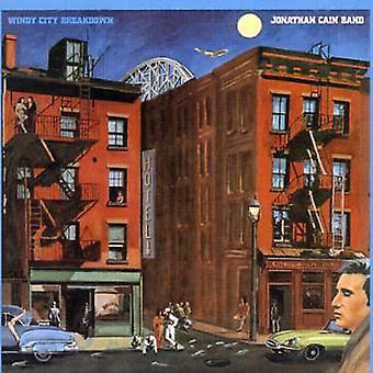 Jonathan Cain - Windy City Breakdown [CD] USA import