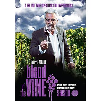 Blood of the Vine: Season 4 [DVD] USA import