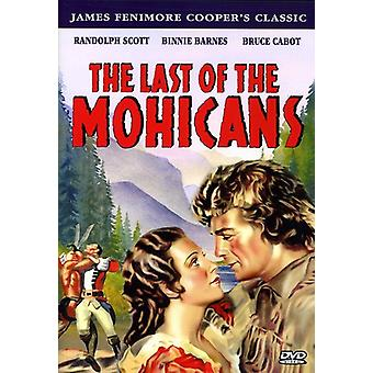 Last of the Mohicans (1936) [DVD] USA import