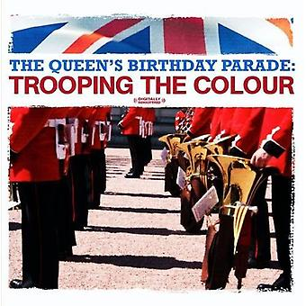 Royal Birthday Parade Band - Queen es Birthday Parade: Trooping die Farbe [Remastered] [CD] USA importieren