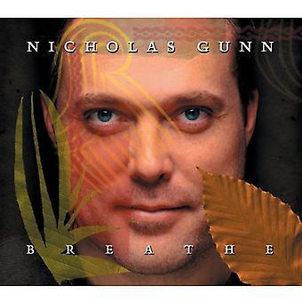 Nicholas Gunn - Breathe [CD] USA import