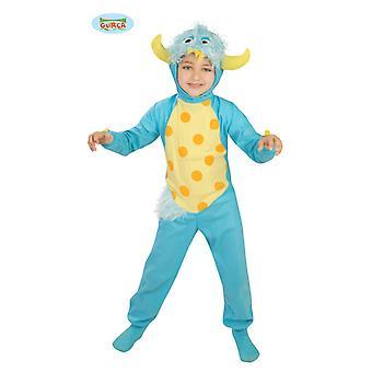 Monster kostym Monster kostym Monster barn