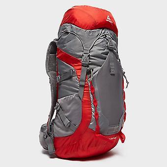 Nouveaux techniques Glencoe 28L Daysack Travel Bag Pack Red
