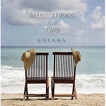 Golana - Meditations for Two [CD] USA import
