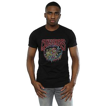 Guns N Roses Men's Band Of Skeletons T-Shirt