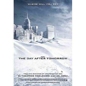 The Day After Tomorrow-Film-Poster (27 x 40)