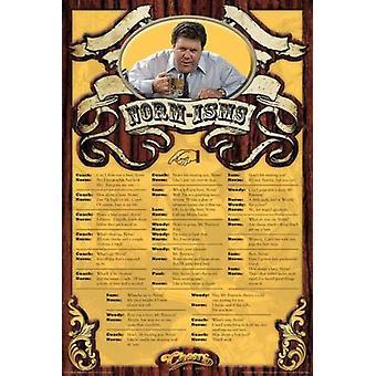 Ура - Normisms Плакат Плакат Печать